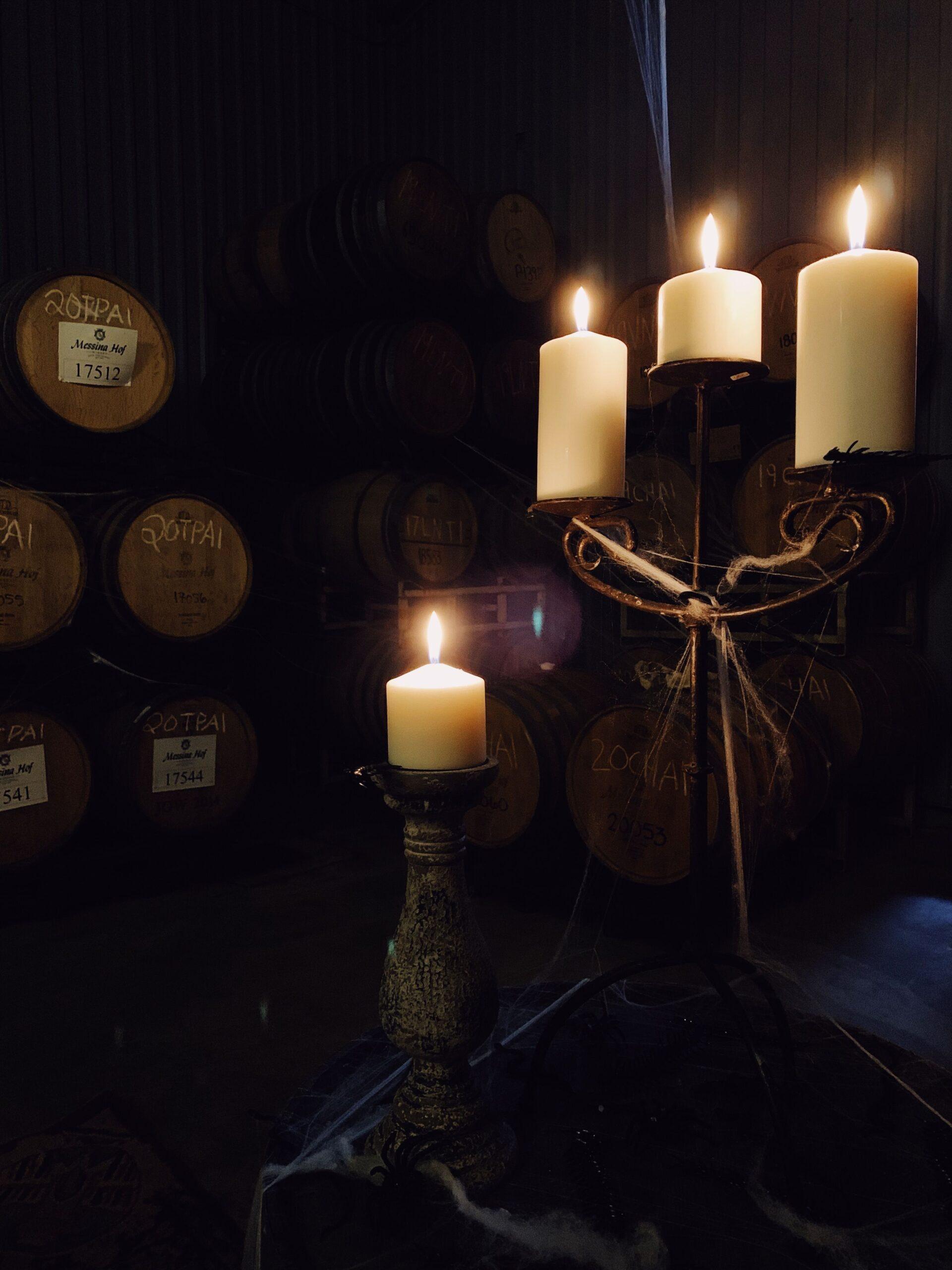 Spooky Cellar Tour - Friday