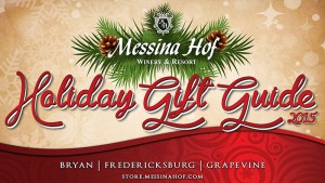Holiday Gift Guide Messina Hof
