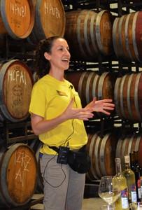 Karen Wine Pairing Messina Hof