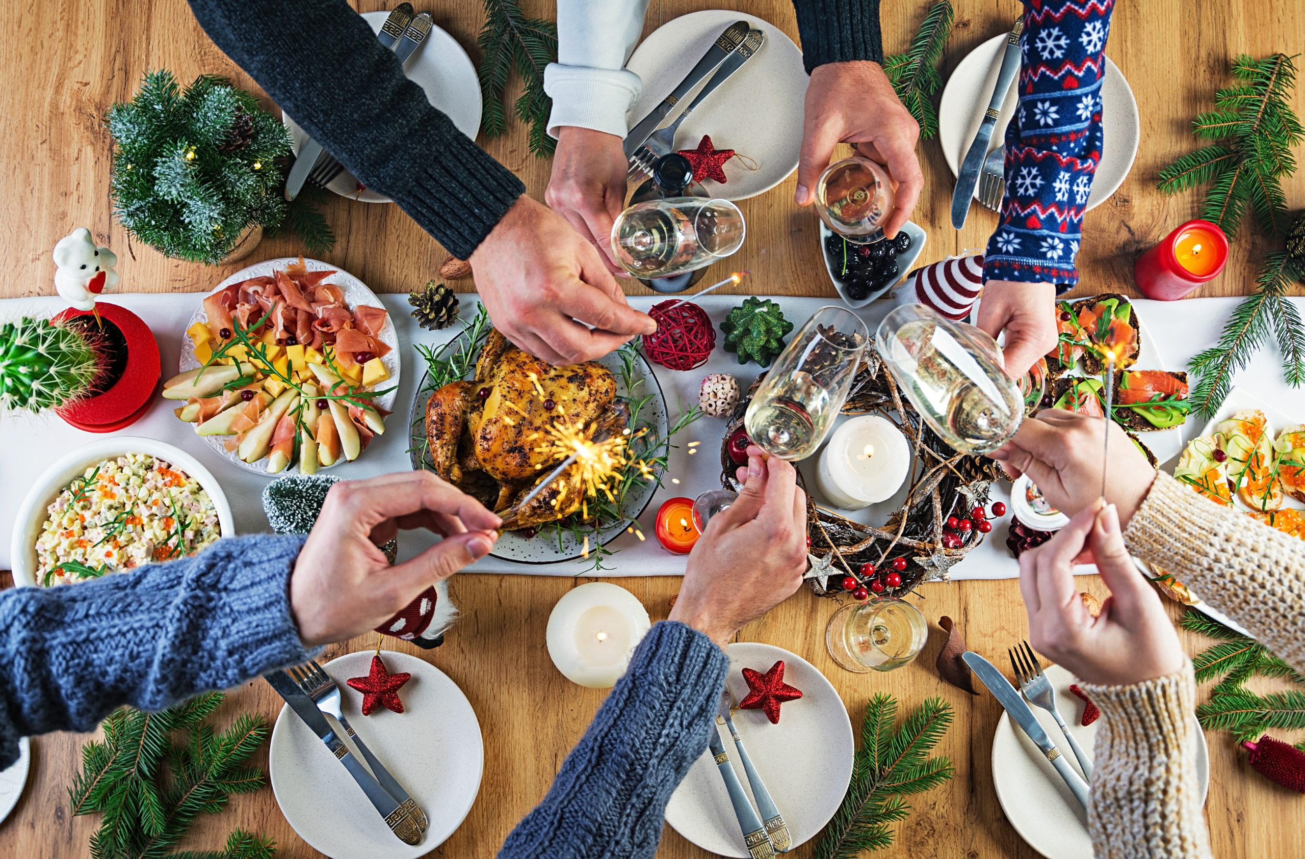 Cooking Party with the Chef: A Chef's Christmas