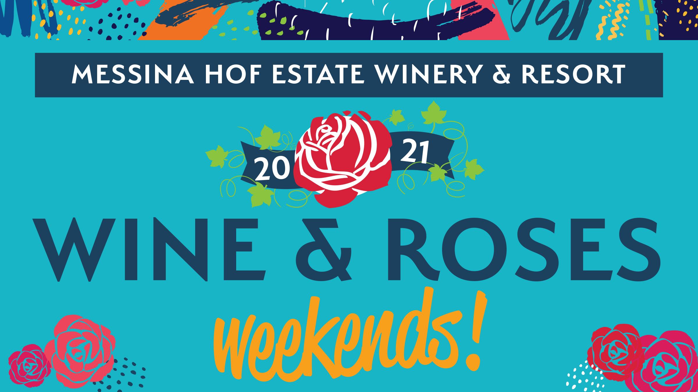 Wine & Roses Festival - Spring Wine Release