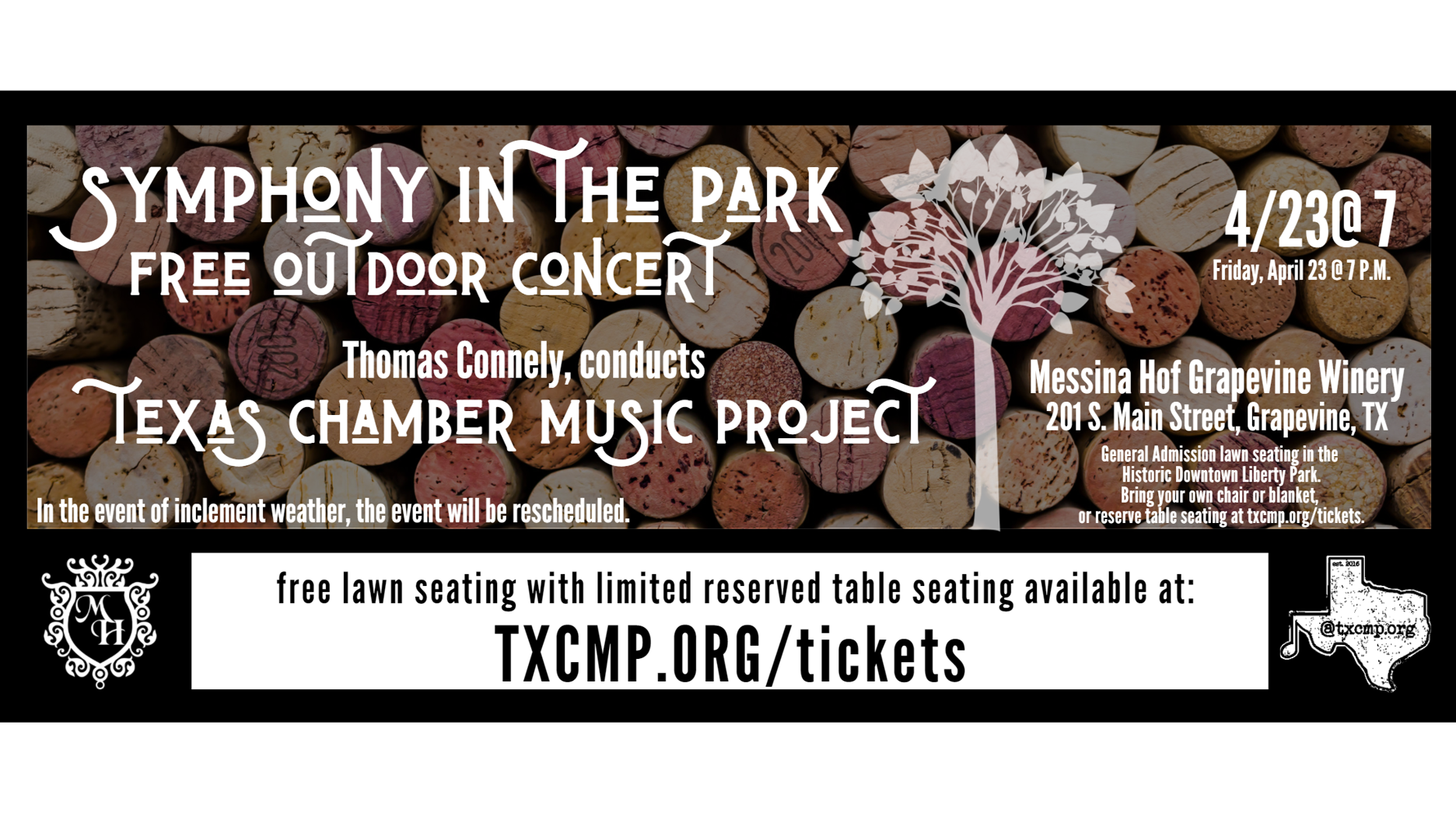 TXCMP Symphony in the Park