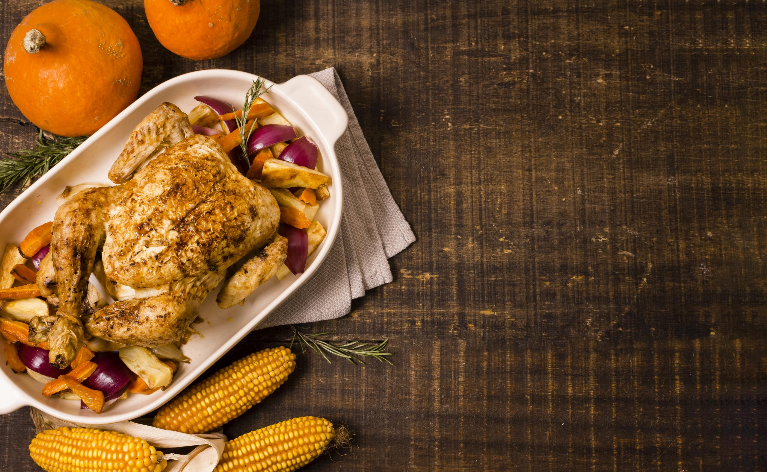 Cooking Party with the Chef: Non-Traditional Thanksgiving