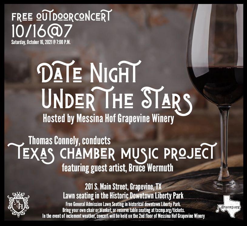 TXCMP Date Night Under the Stars